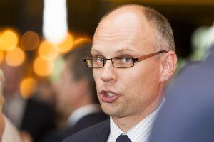 Vidaus reikalų ministras kritikuoja planą dėl etatų mažinimo