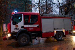 Šiemet daugiabučiuose kilo 646 gaisrai