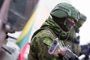 Dėl sienos su Kaliningradu Lietuva tikisi NATO pagalbos