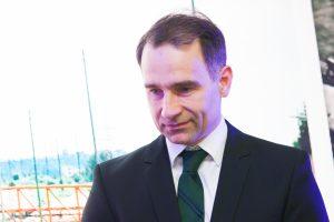R. Masiulis siekia kiniškų krovinių srauto per Lietuvą