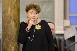 Lietuvos žydai dėkingi Vokietijos prezidentui už dėmesį Holokausto aukoms