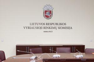 Panaikinta Lietuvos laisvės sąjungos kandidato neliečiamybė
