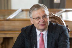 Taryba nepriėmė Vilniaus universiteto rektoriaus ataskaitos