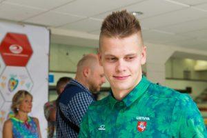 Trys Lietuvos plaukikai Švedijoje iškopė į finalus