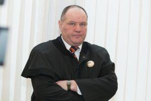 Advokatas S. Juzukonis įtariamas girtas sukėlęs avariją