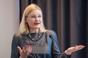 R. Vainienė apie PVM tarifą: Seime bus didelis pageidavimų koncertas