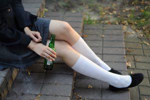 Alkoholio padauginusiai 13-metei mokykloje prireikė medikų pagalbos