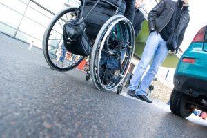 Baus savivaldybes, nesudariusias sąlygų balsuoti neįgaliesiems?