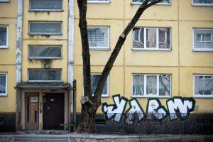 Vilniaus namo laiptinėje išžaginta 13-metė