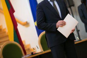 Planuojama peržiūrėti diplomatinio atstovavimo tinklą