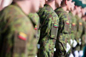 Raseiniuose atkurta karių savanorių kuopa