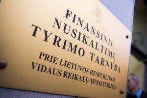 FNTT atlieka tyrimą dėl paramos krepšiniui Šiauliuose