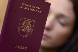 Dėl dvigubos pilietybės išplėtimo – į Konstitucinį Teismą