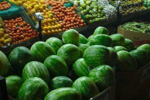 Ukmergės rajone apiplėštas arbūzais prekiavęs nepilnametis