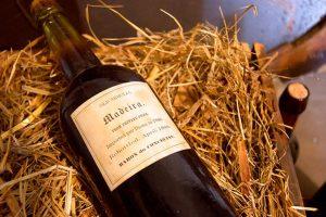 JAV muziejaus rūsyje beveik dviejų šimtmečių senumo vyno