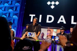 Reperiui Jay-Z priklausanti interneto platforma patyrė didelių nuostolių