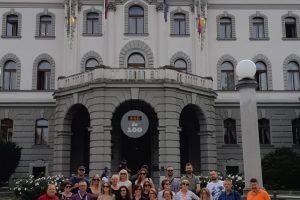 Erasmus+ programą vainikavo sėkmingas finalas