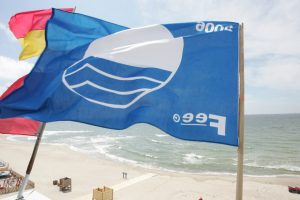 Smiltynės paplūdimyje plevėsuos Mėlynoji vėliava
