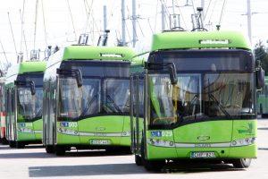 Atnaujinamas viešojo transporto eismas Verkių gatve (tvarkaraštis)