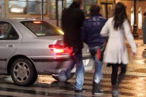 Šiaulių policija baudas išrašė ir pusšimčiui pėsčiųjų