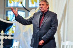 Kaune bus atsisveikinama su aktoriumi V. Valašinu (informacija apie laidotuves)