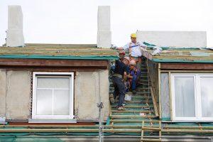 Keičiantiesiems asbestinius stogus – parama