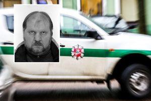 Gal matėte Jonavoje dingusį Vladą Tarnauską?