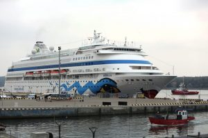 Klaipėdoje baigiasi kruizinių laivų sezonas