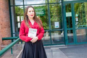K. Sabaliauskaitė – kitų metų Londono knygų mugės Dienos autorė