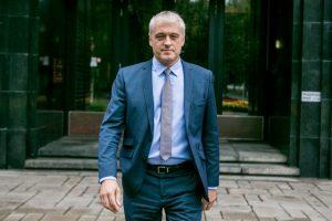Paaiškėjo, kam vadovaus buvęs savivaldybės administracijos direktorius G. Petrauskas