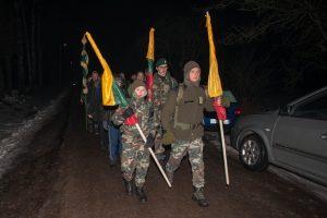 Kauno rajonas Kovo 11-ąją paminės pėsčiųjų žygiais