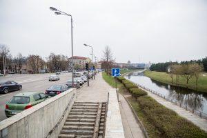 Kaune – penki nauji tiltai?