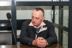 Sunkios žudiko pagirios: senatvė už grotų ir ieškiniai aukos vaikams