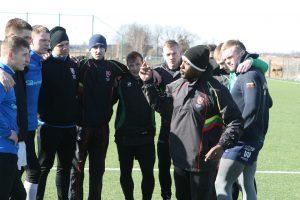 Lietuvos regbio rinktinė pradeda olimpinį žygį