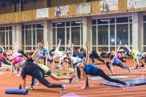 """""""Judėk sveikai"""" projekte – dar daugiau nemokamų treniruočių kauniečiams"""