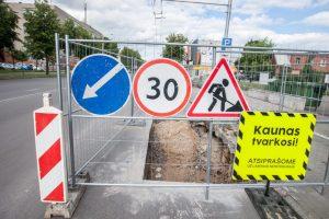 Kurias vietas Kaune šią savaitę geriau aplenkti?