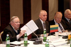 Atvirame forume – diskusija apie Europos ateitį