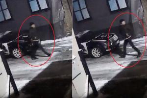Kauno senamiestyje įvykdyta įžūli vagystė (ieškomas kameromis užfiksuotas vyras!)