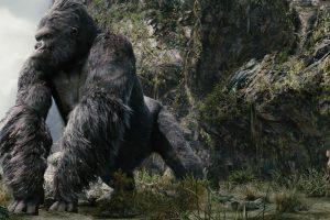 Į kino teatrus grįžta legendinis King Kongas