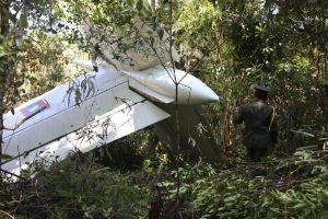 Vietname dingo sraigtasparnis su jame buvusia įgula