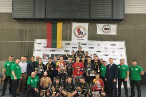 Atvirasis Lietuvos graplingo čempionatas – su amerikiečiais ir rusais