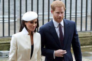 Princas Harry su žmona Meghan pradėjo vizitą Australijoje