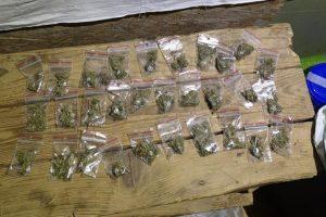 """Jaunuolį įklampino amfetaminas ir """"žolė"""": gresia iki aštuonerių metų kalėjimo"""