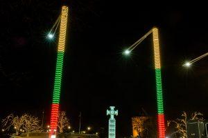 Estijoje skambiai paminėtas Lietuvos šimtmetis
