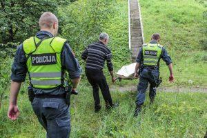 Eišiškėse rastas žaizdotas vyro lavonas, įtariamasis – sulaikytas