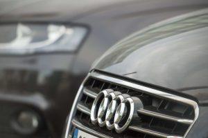 """Iš namo kiemo Palangoje išvarė """"Audi"""""""
