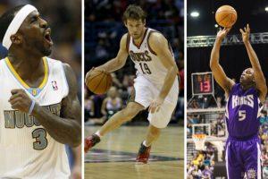 Top 10: krepšininkai, NBA patirtį pritaikę Lietuvoje