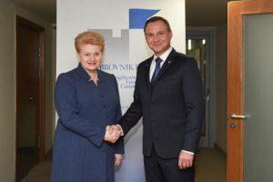 Atkurtos valstybės 100-metį Lietuvoje švenčia aukšto rango užsienio svečiai