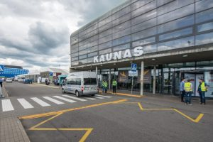 Iš Kauno oro uosto – nauja skrydžio kryptis