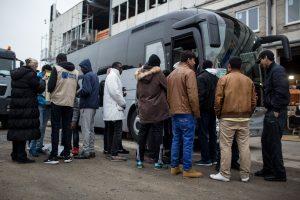 Per migrantų automobilio avariją Serbijoje žuvo du žmonės